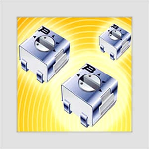 Precisely Designed Chip Trimmer Potentiometers