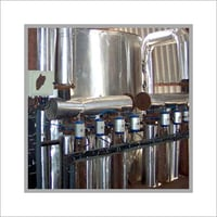 Corrosion Proof Oil Fractionation Plant