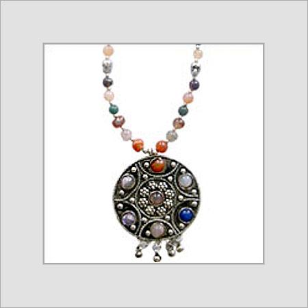 Designer Semi Precious Necklace