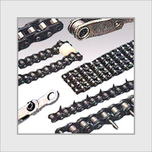Double Pitch Drive Chains