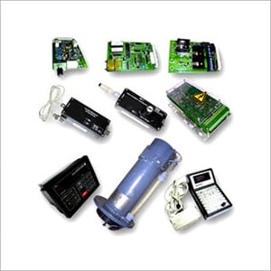 Rieter and Draw Frames Electronic Parts