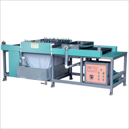 Glass Horizontal Washing & Drying Machine