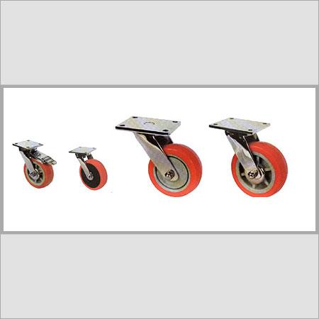 Pharma /Chemical Castor Wheel - Type I