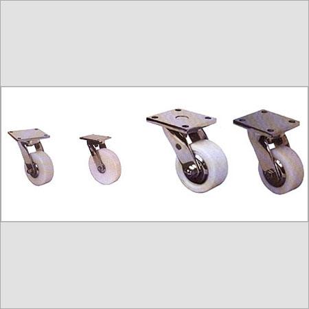 Pharma /Chemical Castor Wheel - Type Ii