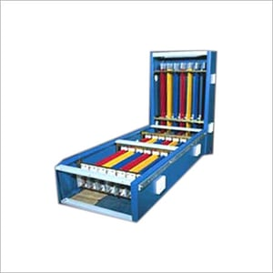 Rust Proof Colorful Bus Trunking