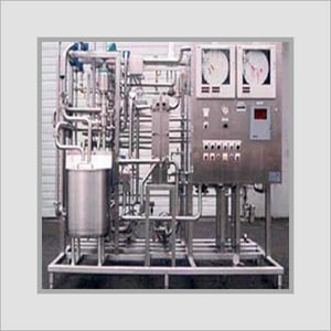 Stainless Steel Plate Type Sterilizer