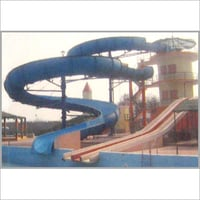 Amusement Water Park Slides