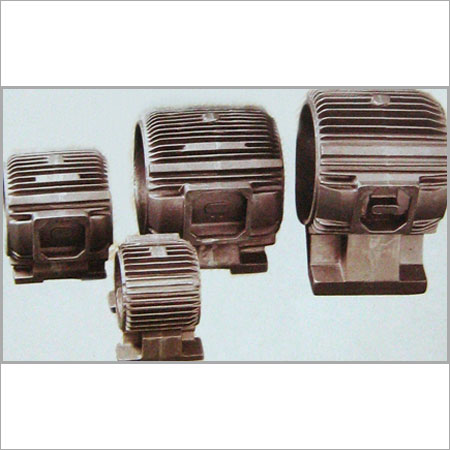 Electric Motor Body Casting Application: Industry