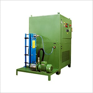 Hydraulic Oil Chillers