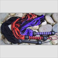 Soft Suede Leather Flogger