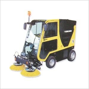 Heavy Duty Large Suction Sweeper