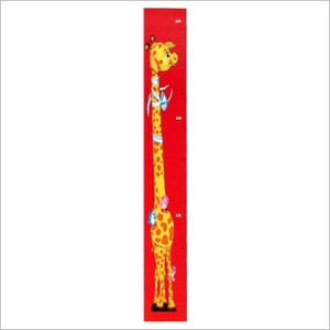 Promotional Red Color Measuring Scale