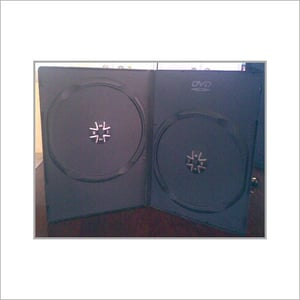 Smooth Surface DVD Case