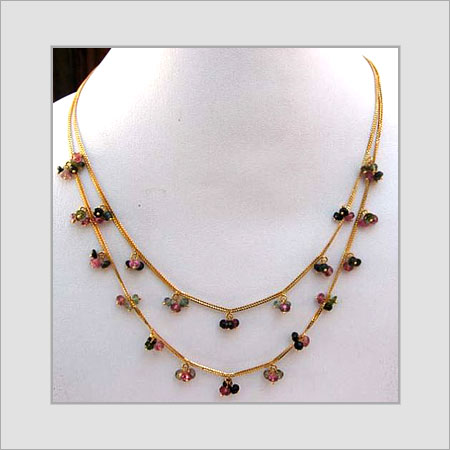 Beautiful Gold Chain Necklace