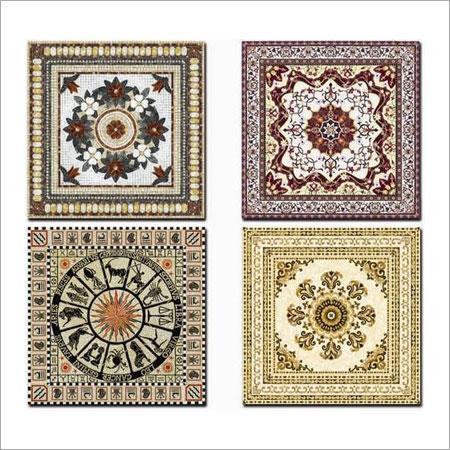 Bouncy Color Ceramic Tiles