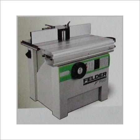 Tilting Spindle Moulder Machine