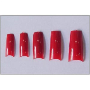 French Red Color Tip