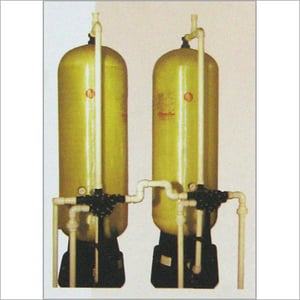 Highly Efficient Water Softener