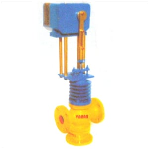 Motor Operated Control Valve