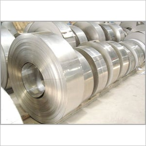 Silver Stainless Steel Coil