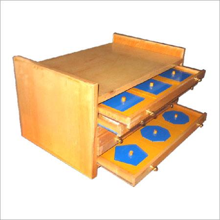 Geometrical Cabinets