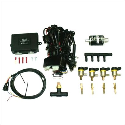 Low Maintenance LPG Injection System