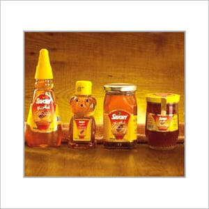 Hygienically Packed Pure Honey