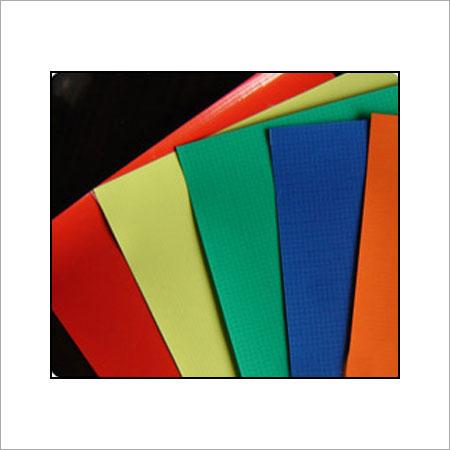 Colorful PVC Plastic Tarpaulin