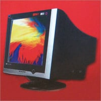 17 Inches Flat CRT Monitor