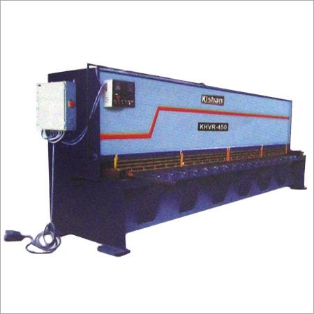 Hvr Hydraulic Shearing Machine