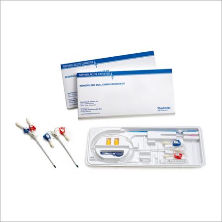 Nephro Acute Catheters