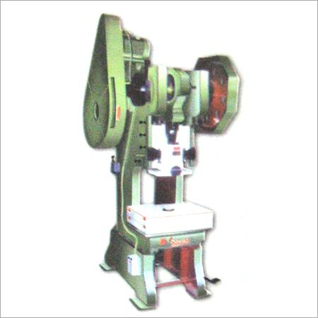 C Frame Type Power Press