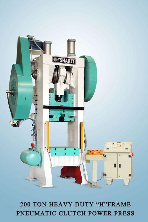 Industrial Pillar Type Power Press
