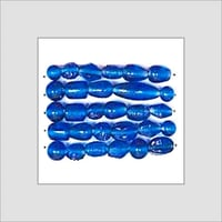 Blue Color Loose Glass Beads