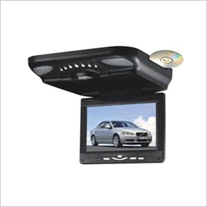 Flip Down Car DVD Player with TFT LCD Monitor