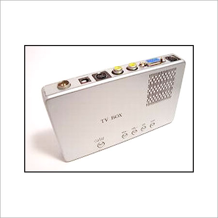 Various Colors Are Available Lcd Tv Tuner Box