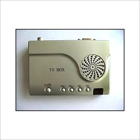 Tv Tuner Box Application: Electronis Indstry