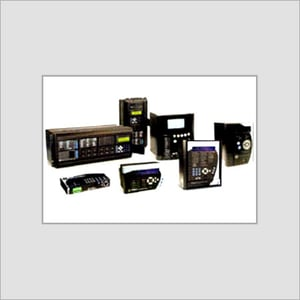 Black Color Numerical Relay
