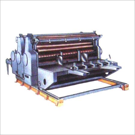 Colour Board Printer Creaser & Slotter