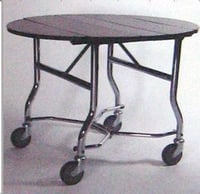 Room Service Trolley For Restaurant And Hotels