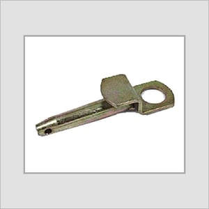 Interchangeable Implement Mounting Pin