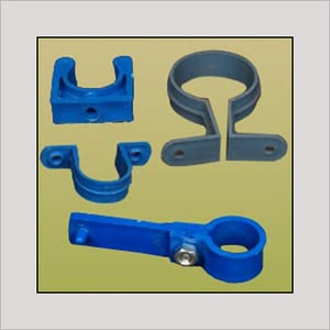 Customized Shapes PVC Clamps