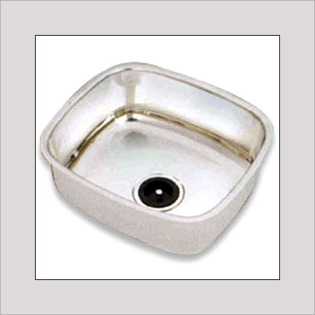 Stainless Steel Single Bowl Sink
