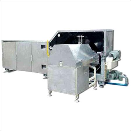 Automatic Rolled Sugar Cone Machine