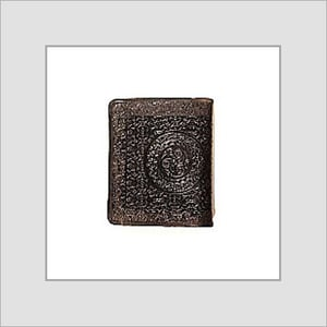 Leather Embossed CD Covers