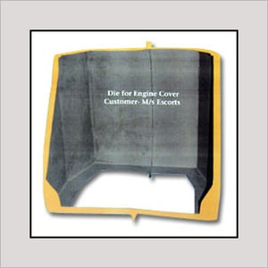 Excellent Finished Engine Covers Dies