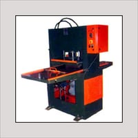 Leather And Rubber Sheet Cutting Machine