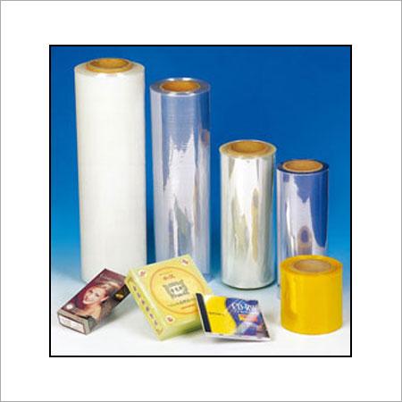 Plain PVC Shrink Film