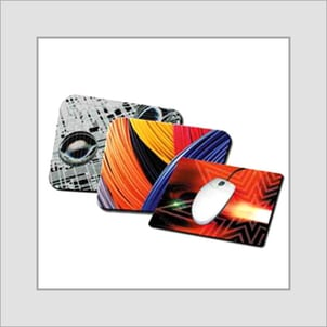 Rectangular Shape Printed Synthetic Stickers