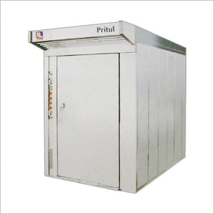 STAINLESS STEEL PROVING OVEN CHAMBER